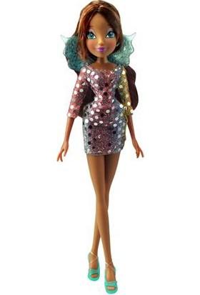 Winx Thynix Fairy Shine Aisha Layla