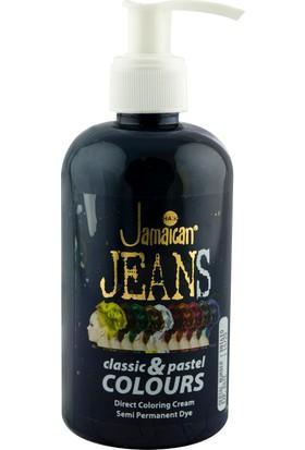 Profesyonel Jamaican Jeans Colors Turkuaz