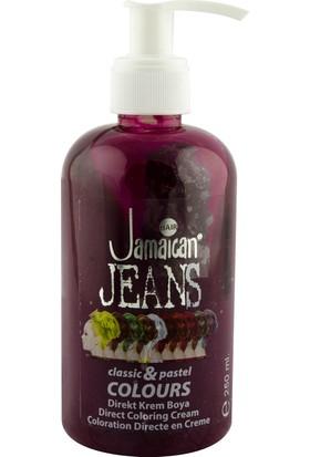 Profesyonel Jamaican Jeans Colors Fuşya