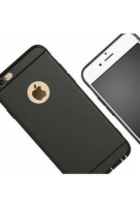 cepstore Apple iPhone 6 6S 360 Tam Koruma Tıpalı Silikon Kılıf