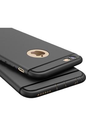 cepstore Apple iPhone 6/6S Plus Kılıf Silikon Ultra Ince 360 Tam Koruma
