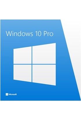Microsoft Windows 10 Pro 64 Bit İngilizce