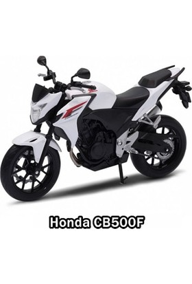 Karsan 1:10 Honda Cb500F Model Motorsiklet