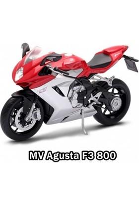 Karsan 1:10 Mv Agusta F3 800 Model Motorsiklet