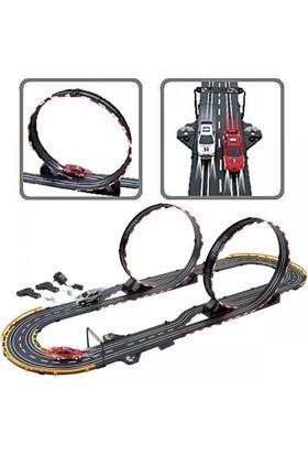 Sunman Parallel Looping Elektrikli Yarış Pisti Oyuncak