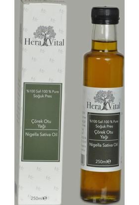 Hera Vital Soğuk Sıkım Çörek Otu Yağı