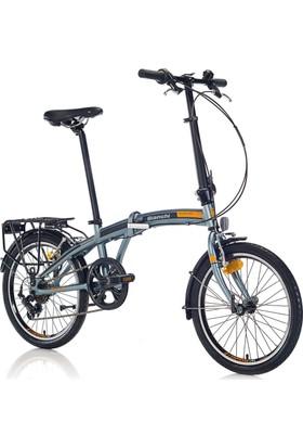 Bianchi 20″ Katlanır Bisiklet Unisex 6 V Vb Katlanır Bisiklet