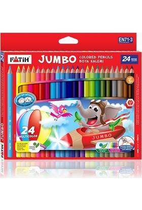Fatih Kuruboya 24 Renk Tam Boy Jumbo 33350
