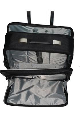 Eye Kare Geniş Kasa 43X43X18 Şifreli Kabin Boy Valiz Bavul