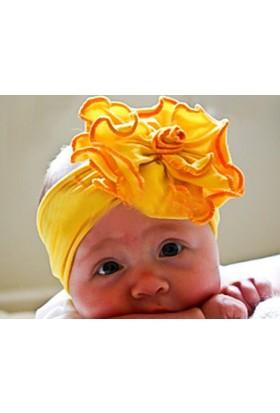 Cocco Pari Bebek Lastikli Saç Bandı