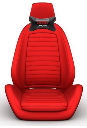 Simoni Racing Audi Araca Özel Deri Boyunluk Smn104049