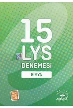Lys Kimya 15 Denemesi