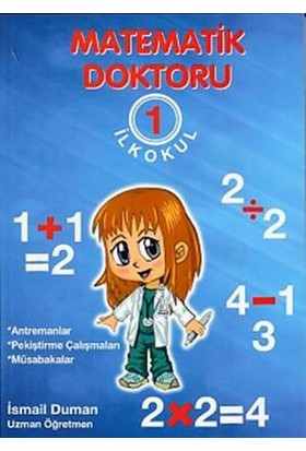 Matematik Doktoru İlkokul 1