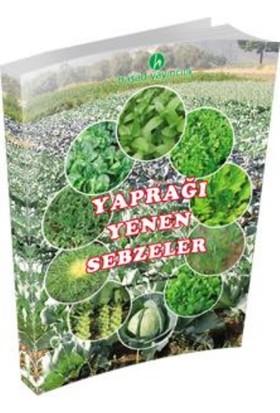Hasad Yaprağı Yenen Sebzeler Kitabi
