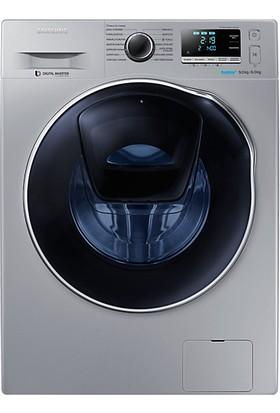Samsung WD90K6410OS A Enerji Sınıfı 9 Kg Yıkama 6 Kg Kurutma Kapasiteli Çamaşır Makinesi