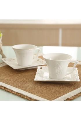 Emsan Lovely 2'Li Çay Fincan Takımı
