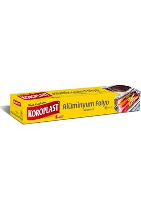 Koroplast 8 Mt Alüminyum Folyo