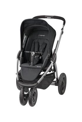 Maxi - Cosi Mura Plus 3 Bebek Arabası / Black Raven