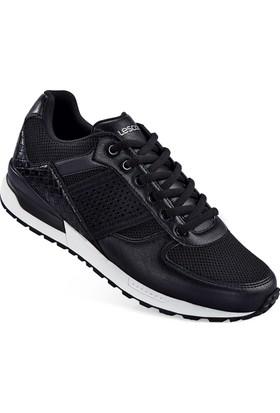 Lescon L-4569 Siyah Elegance Ayakkabı 40-45