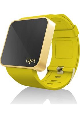 Upwatch TOUCH Shiny Gold&Yellow Unisex Kol Saati