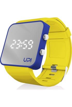 Upwatch Blue&Yellow Unisex Kol Saati