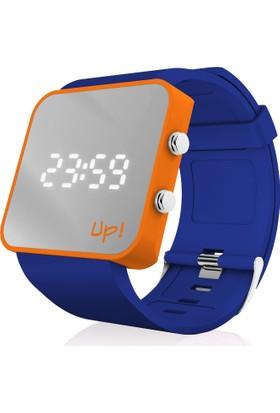Upwatch Orange&Blue Unisex Kol Saati