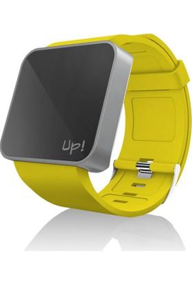 Upwatch TOUCH Silver&Yellow Unisex Kol Saati