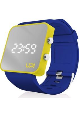 Upwatch Yellow&Blue Unisex Kol Saati