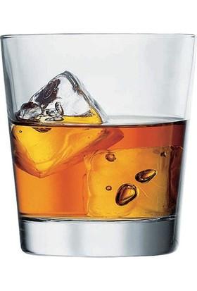 Paşabahçe İzmir Viski Bardağı 6'Lı
