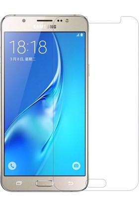 Case 4U Samsung Galaxy J7 2016 J710 Cam Ekran Koruyucu