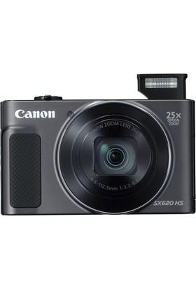 Canon Powershot SX620 HS Dijital Fotoğraf Makinesi - Siyah