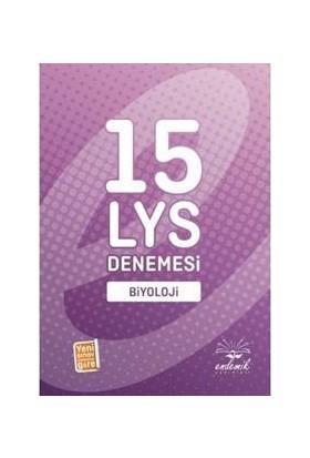 Endemik LYS Biyoloji Denemesi 15 li