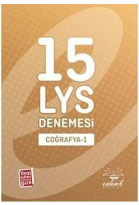 Endemik LYS Coğrafya 1 Denemesi 15 li