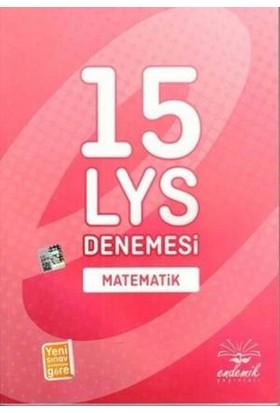Endemik LYS Matematik 1 Denemesi 15 li