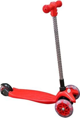Şimşek Scooter Kırmızı