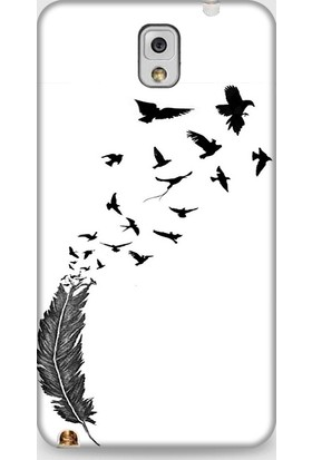 Dynamics Samsung Galaxy Note 4 Kılıf Sonsuzluk Desenli Arka Kapak