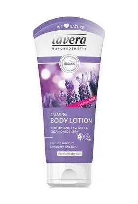 Lavera Organik Lavanta ve Aloe Vera Özlü Vücut Losyonu 200 ml.