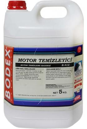 Bodex Motor Temizleme Maddesi 5 kg