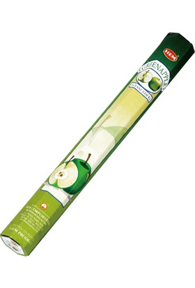 Hem Green Apple Incense Sticks - Yeşil Elma Tütsü 20 Adet