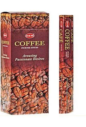Hem Coffee Incense Sticks - Kahve Tütsü 20 Adet