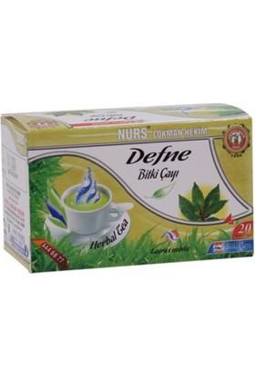 Nurs Lokman Hekim Defne Bitki Çayı Mikrop Çayı 20'li