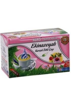 Nurs Lokman Hekim Ekinezyalı Karışık Bitki Çayı (Grip Çayı) 20'li