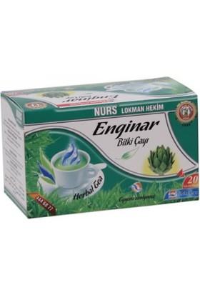Nurs Lokman Hekim Enginar Bitki Çayı (Karaciğer Çayı)20'li