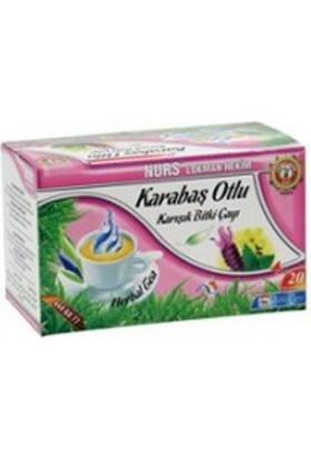 Nurs Lokman Hekim Karabaş Otlu Karışık Bitki Çayı (Migren Çayı)