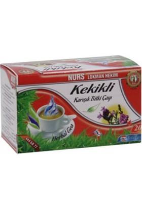 Nurs Lokman Hekim Kekikli Karışık Bitki Çayı (Hazımsızlık Çayı)