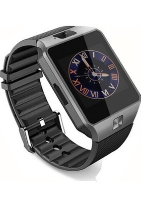Smartwatch To 2017 Smart Watches Akıllı Saat Siyah Sim Kart Destekli