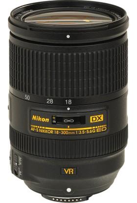 Nikon 18-300Mm F/3.5-5.6G Ed Vr Af-S Dx Lens