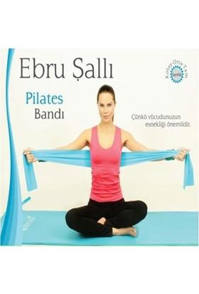Ebruli Ebru Şallı 3'lü Latex Pilates Egzersiz Bandı