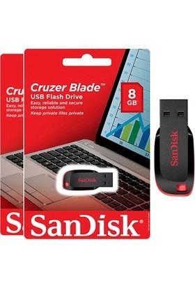 Syrox Sandisk 8Gb Usb Flash Bellek - Cruzer Blade