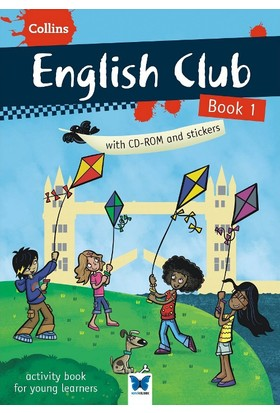 Collins English Club Book 1 - Rosi Mc Nab